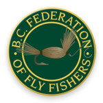 BC Federation of Fly Fishers (BCFFF) logo :: design by Richard Mayer + Albert Sawchuck