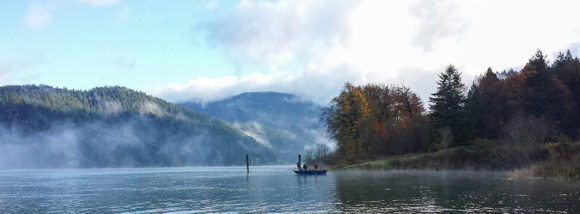 Harrison River :: The LOONS Flyfishing Club