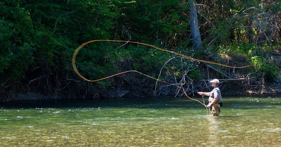 Fly fishing the Upper Skagit River by Richard Mayer :: The LOONS Flyfishing Club