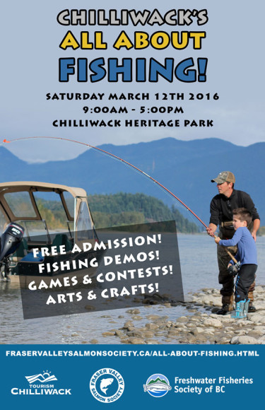 Chilliwack's All About Fishing! :: The LOONS Flyfishing Club