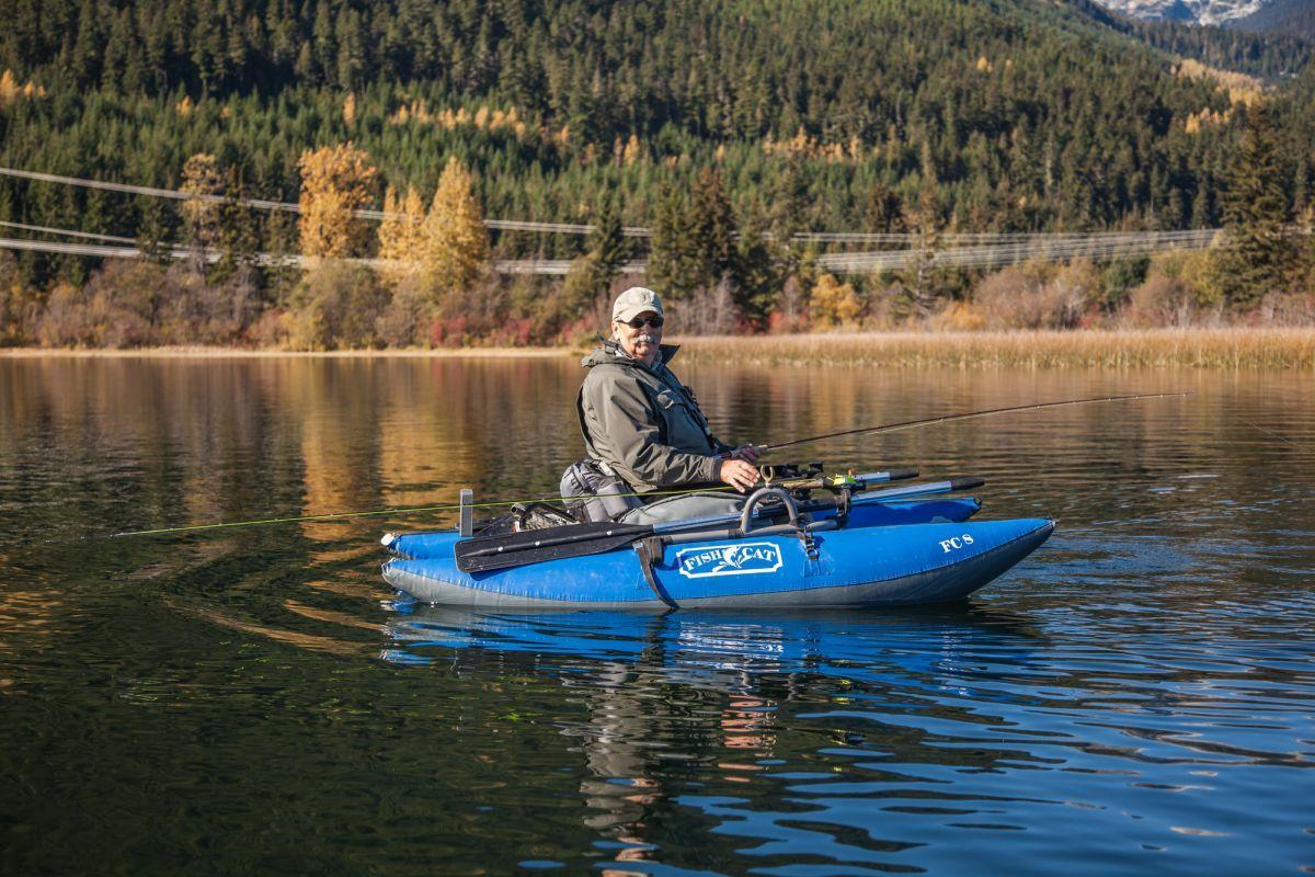 8608HS Chuck Vaugeois Fishing Alta Lake