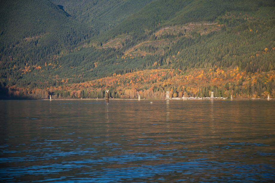 4841HL Fall Colours from Kilby Beach