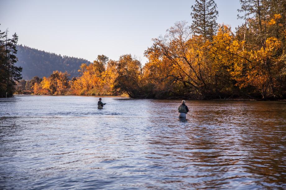 4878HL JW CJW Fishing Harrison River Side Channel